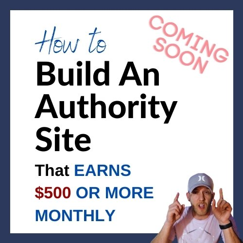How To Build An Authority Site