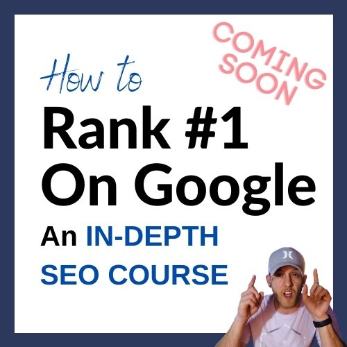 How To Rank #1 On Google - Full Course